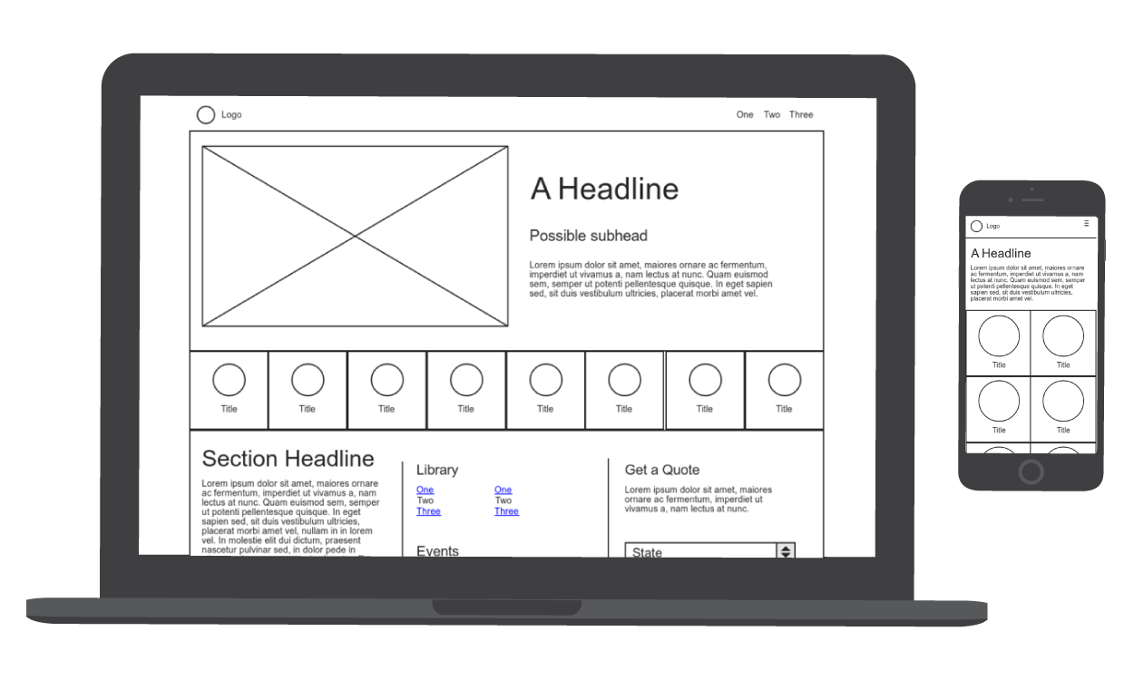 Pearl Insurance: Wireframes