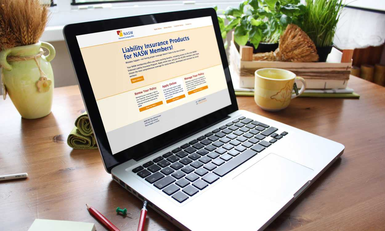 NASW Landing Pages
