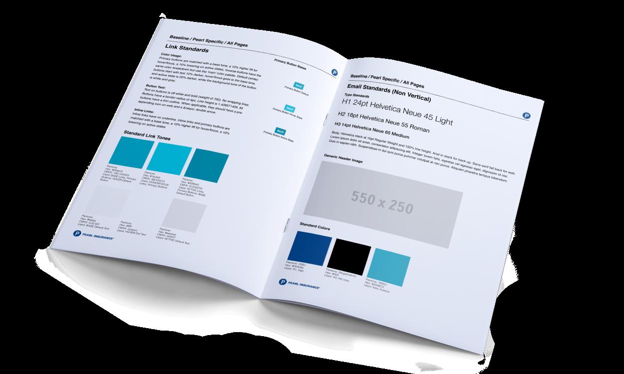 Pearl Insurance: Branding Guide